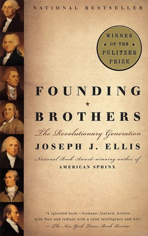 Book cover for Founding Brothers