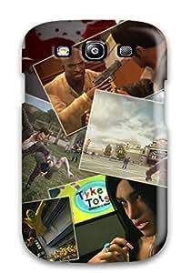 Zheng caseDurable Defender Case For Galaxy S3 Tpu Cover(dead Rising)