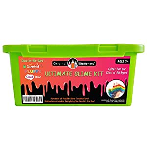 Amazon new ultimate slime kit supplies stuff for girls and new ultimate slime kit supplies stuff for girls and boys making slime ccuart Gallery