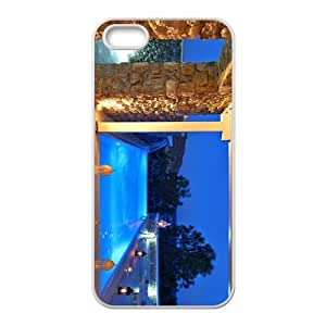 Swimming Night Hight Quality Case for Iphone 5s