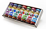 Chef Paul Prudhomme's Magic Seasoning Blends ~ Magic 7-Pack, Qty. 7 2-Ounce Bottles