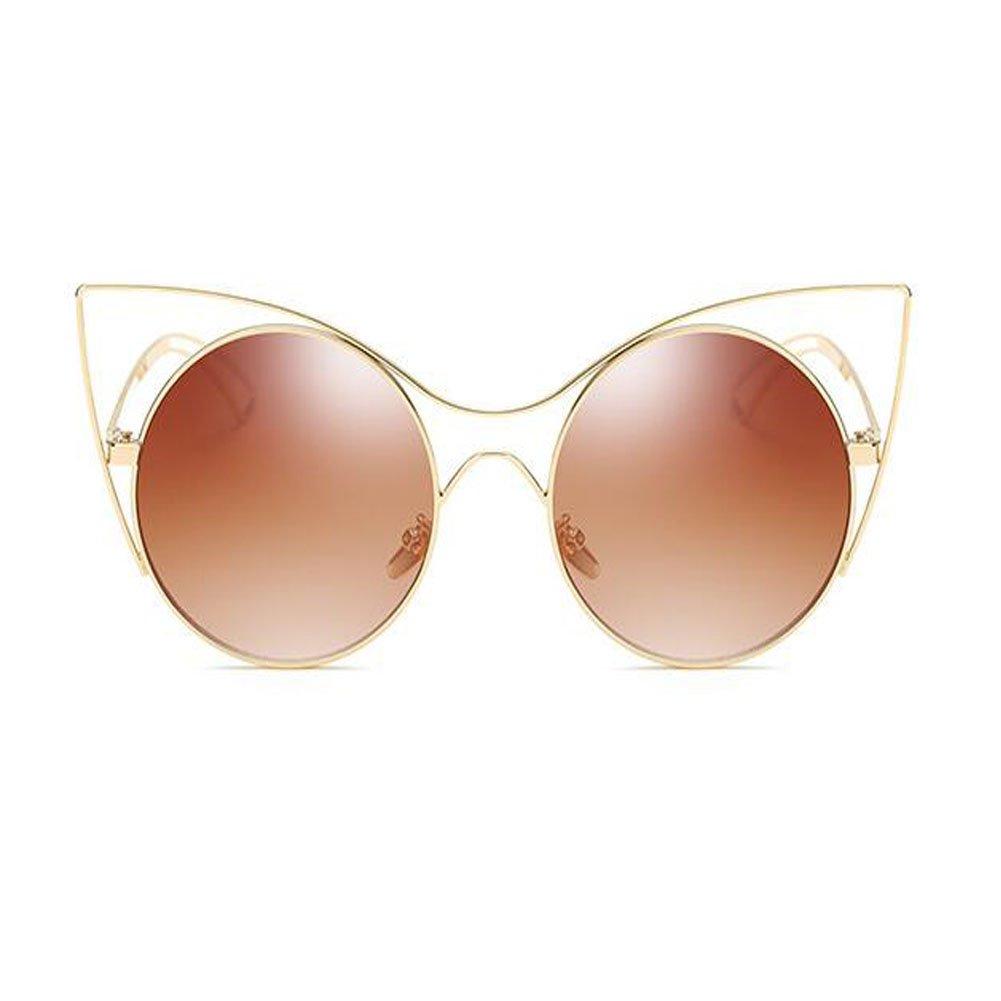 Meijunter Mode Katzenauge Klassiker Damen Sonnenbrille