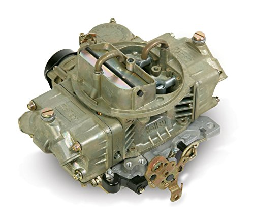 Holley 0-9015-1 Model 4160 Marine 750 CFM Square Bore 4-Barrel Vacuum Secondary Electric Choke New Carburetor