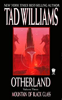 Mountain of Black Glass by Tad Williams science fiction and fantasy book and audiobook reviews