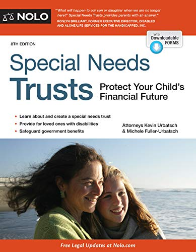 Pdf Law Special Needs Trusts: Protect Your Child's Financial Future