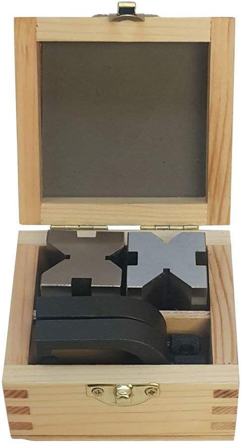 Max 82% Import OFF 1-5 8'' x 1-1 4'' Precision Steel Blocks Clamp Set V