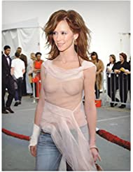 Jennifer Love Hewitt 8 x 10 Photo Ghost Whisperer Criminal Minds I Know What you Did Last Summer See-Through Top kn