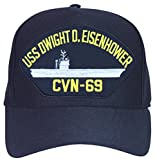 USS Dwight D. Eisenhower CVN-69 Ships Ball Cap