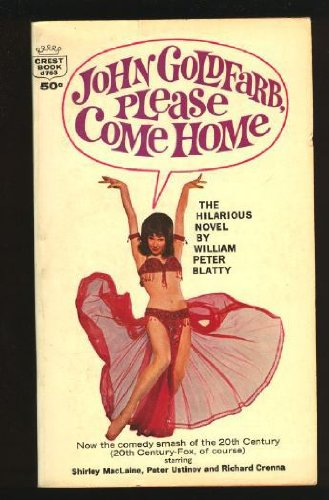 Book cover from John Goldfarb, Please Come Home by William Peter Blatty