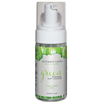 Intimate Earth Foaming Toy Cleaner Tea Tree Oil 3.4 Ounces: Clothing