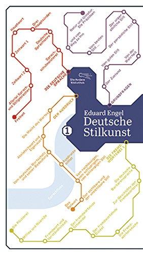 Deutsche Stilkunst (Die Andere Bibliothek)