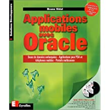 APPLICATIONS MOBILES AVEC ORACLE (ET CD)