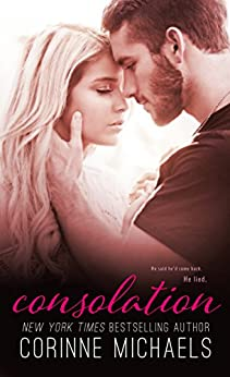 Consolation (The Salvation Series Book 3) by [Michaels, Corinne]