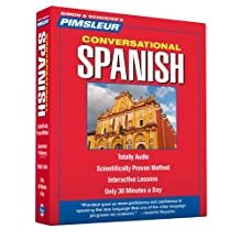 Pimsleur Spanish Conversational Course - Level 1 Lessons 1-16 CD: Learn to Speak and Understand Latin American Spanish with Pimsleur Language Programs