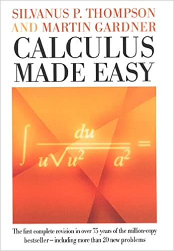 Calculus Made Easy Pdf