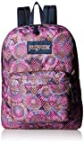 JanSport Superbreak Backpack- Sale Colors (Multi Diamond Arrows)