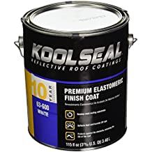 KST COATINGS  KST063600-16 Elastomeric Roof Coating, 1-Gallon