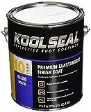 Kool Seal KST063600-16 Elastomeric Roof Coating, 115 fl oz., Liquid, White,