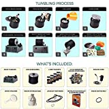 Advanced Professional Rock Tumbler Kit - with