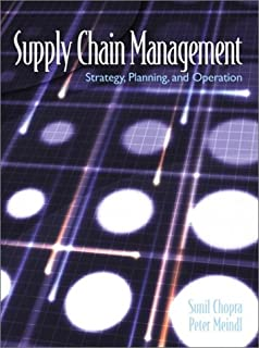 Supply chain management 3rd edition sunil chopra peter meindl supply chain management strategy planning and operations fandeluxe Choice Image