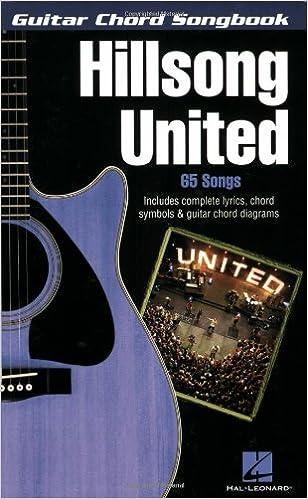 Hillsong United Guitar Chord Songbook 6X9 (Guitar Chord Songbooks ...