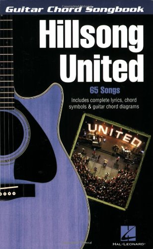"Hillsong United Guitar Chord Songbook """"6X9 (Guitar Chord Songbooks)"