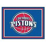 FANMATS 17450 NBA Detroit Pistons Rug
