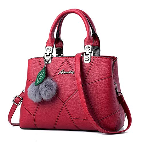 Sac Rouge Rouge Coocle fille fille Sac Coocle AvwAaZzHxq
