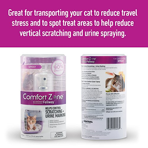 Comfort-Zone-Feliway-Spray-75-mL-For-Cat-Calming