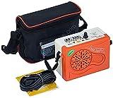 Electronic Shruti Box - Swar Sudha Shruti Box, Shruti Box Sampler, Digital Shruthi Box, Surpeti, Instruction Manual, Bag, Power Cord (PDI-HB)