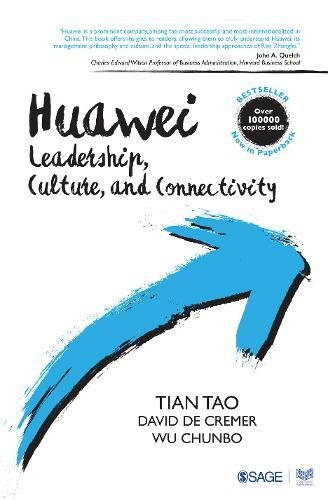 Price comparison product image Huawei: Leadership, Culture, and Connectivity