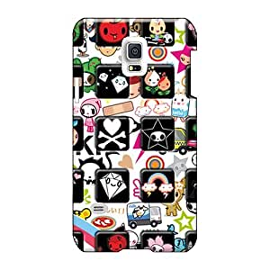 Anti-Scratch Hard Phone Cases For Samsung Galaxy S5 Mini (Wum10020vhdL) Allow Personal Design Beautiful Tokidoki Iphone Series