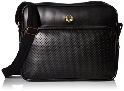 Fred Perry Men's Perforated Shoulder Bag by Fred Perry