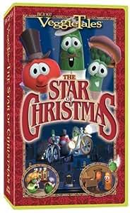 Veggietales The Star Of Christmas Vhs Amazon.com: VeggieTale...