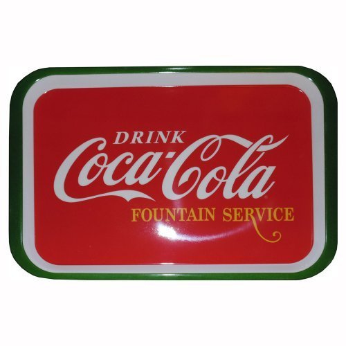 - Drink Coca-Cola Fountain Service Melacore Serving Tray