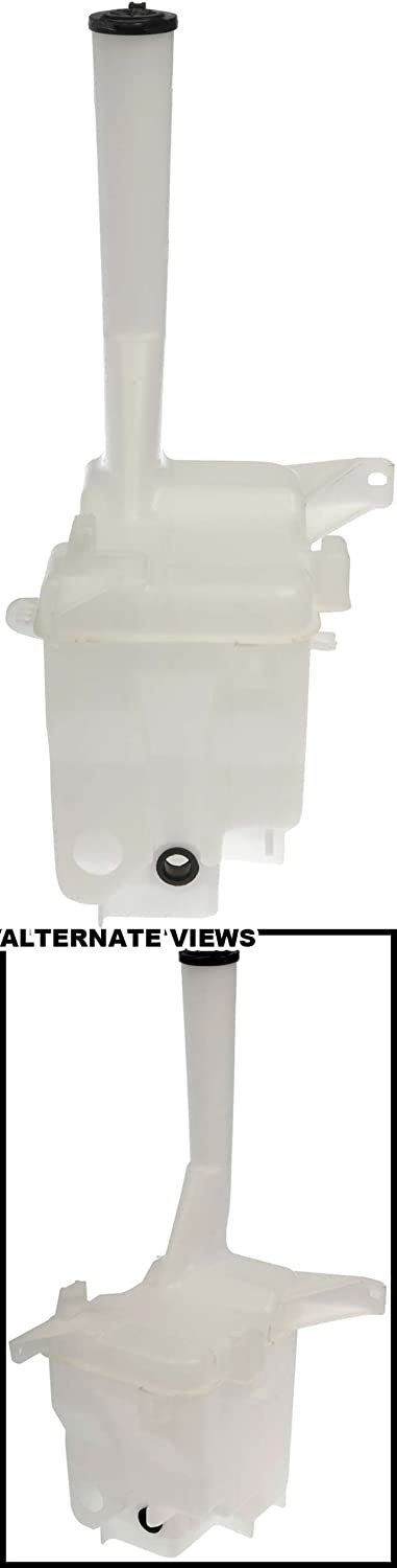 APDTY 714131 Windshield Wiper Washer Fluid Reservoir Tank Plastic Bottle w//Cap Fits Select Lexus ES300 ES330 Toyota Camry Japan Built Model Camry Only; Replaces 8531533250