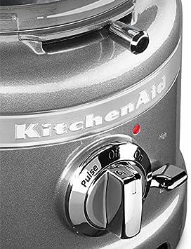 4 liters KitchenAid 5KFP1644EAC 5KFP1644 Robot 650 W Transparent