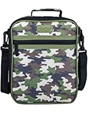 New SACHI Lunch Tote Insulated Bag School Warm Cold Handle