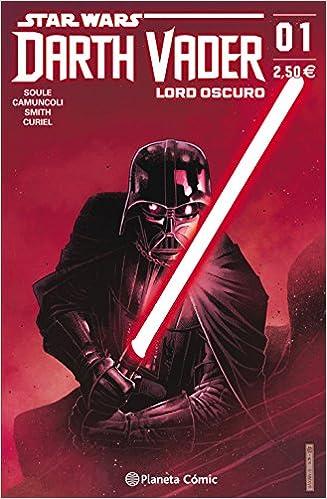 Star Wars Darth Vader Lord Oscuro Nº 01 por Charles Soule epub