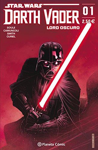 Star Wars Darth Vader Lord Oscuro n� 01