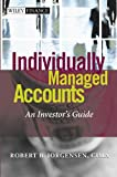Individually Managed Accounts, Robert B. Jorgensen, 0471238635
