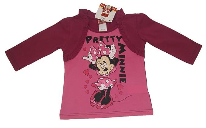 Minnie Mouse T Shirt Design | Disney Minnie Mouse Oberteil Bolero Design Tops T Shirts Blusen