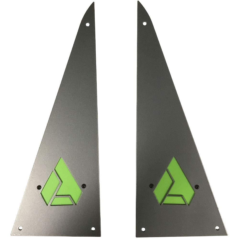 Assault Industries Striker Series B-Pillar Green Panel Kit Textron Wildcat XX