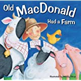 Old MacDonald Had a Farm (20 Favourite Nursery Rhymes - Illustrated by Wendy Straw) by Wendy Straw (2014-09-08)