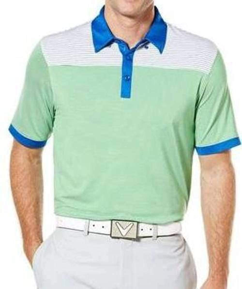 Callaway OPTI-Dri Performance - Polo de Golf para Hombre (Manga ...