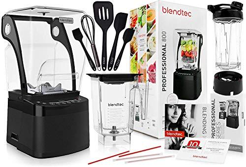 Blendtec Professional 800 - Batidora con tarro WildSide+ y ...