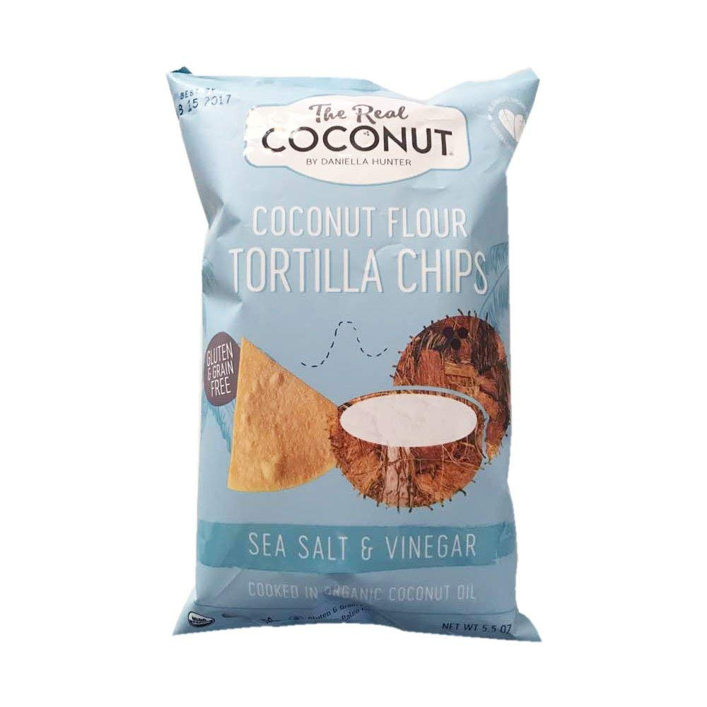Amazon.com: The Real Coconut Gluten Free Coconut Flour