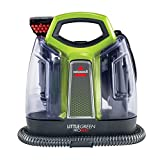 Best Handheld Steam Cleaners - Bissell 5207L Little Green Proheat Portable Deep Cleaner Review