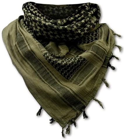 Apparel Accessories Arab Scarves Men Winter Military Windproof Scarf Cotton Thin Muslim Hijab Shemagh Tactical Desert Arabic Scarf