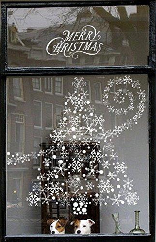 toullgo decor white - Amazon White Christmas Decorations